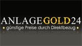 Anlagegold24.de: Edelmetalle günstig bei Anlagegold24
