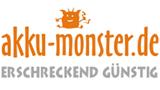 Akku-Monster.de: 8 Prozent Akku Monster Gutschein