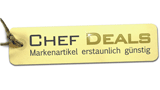 ChefDeals.de: 5 Euro ChefDeals Gutschein