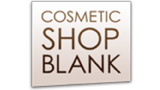 Cosmetic Shop Blank Gutschein