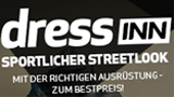 dressinn.com Gutschein: Sportmode 5 Prozent günstiger bestellen