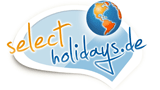 Select-Holidays.de: 25 Euro Select Holidays Gutschein