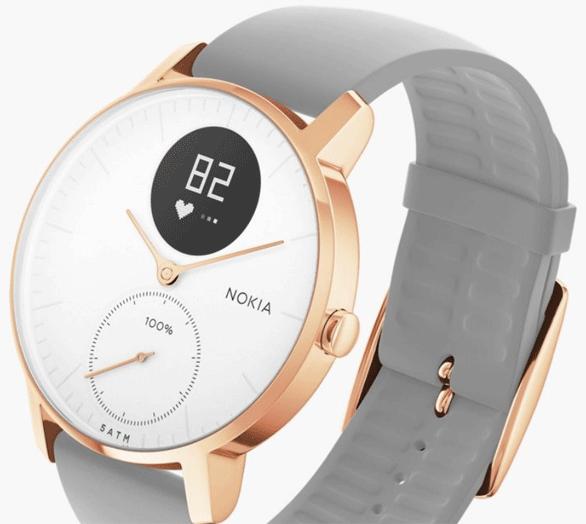 Nokia Armbanduhr